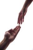 ręka mój Zdjęcia Stock