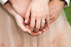 ręka mój Fotografia Stock