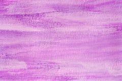 ręka malowaniu papier szorstki obrazy stock