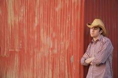 ręka na ranczo Obraz Royalty Free