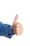 ręka znak Zdjęcia Stock