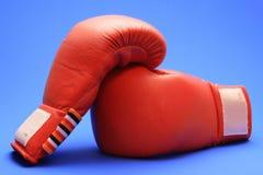 rękawice bokserskie Obrazy Stock