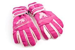 rękawiczek pary zima Obrazy Stock