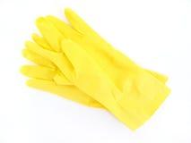 rękawiczki gumowe obrazy stock
