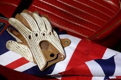 rękawiczki jazdy Obraz Royalty Free