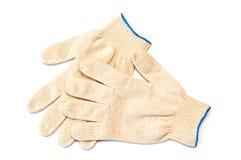 rękawiczki ochronne Zdjęcia Royalty Free