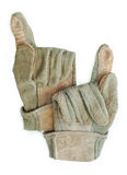 rękawiczki praca Obraz Royalty Free