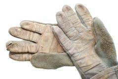 rękawiczki praca Zdjęcia Royalty Free