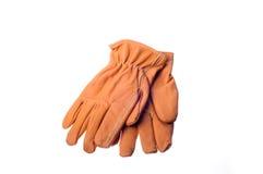 rękawiczki praca Obrazy Stock