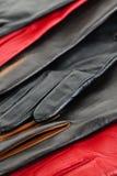 rękawiczki skóra Zdjęcia Royalty Free