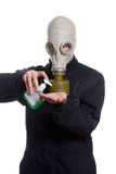 ręki sanitizer Fotografia Stock
