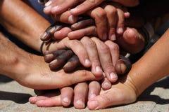 ręki wierza Zdjęcie Royalty Free