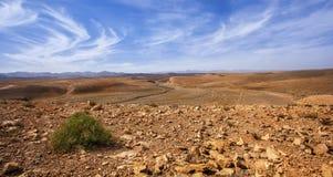 R702. Landscape view in the Errachidia Province, Errachidia, Morocco Stock Image