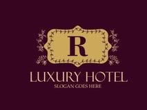 R Letter Logo Design Royalty Free Stock Photos