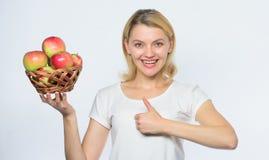 r :   Mangi sano Considerevole parte delle buone torte di mele di immagini stock libere da diritti