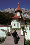 R�met monastery Royalty Free Stock Photography