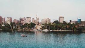 R?o del Nilo El Cairo metrajes