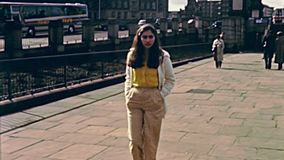 R?o Thames de Londres almacen de metraje de vídeo