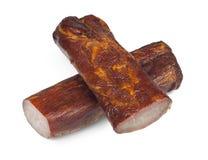 rökt meat Royaltyfri Foto