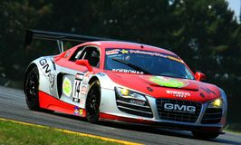 R8 race car Stock Photography