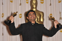 A.R. Rahman. A.R. Rahman at the 81st Academy Awards at the Kodak Theatre, Hollywood. February 22, 2009  Los Angeles, CA Picture: Paul Smith / Featureflash Royalty Free Stock Image
