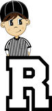 R is for Referee