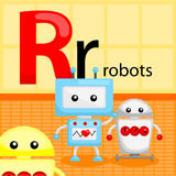 R for Robot Stock Photos