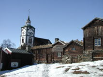 røros Stock Photography