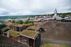 R?ros, Noruega Fotos de archivo libres de regalías