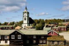 Røros, Norway Stock Photography