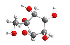 2R,3S,4R,5R-2,3,4,5,6-pentahydroxyhexanal. Glucose is a simple sugar with the molecular formula C6H12O6. Glucose circulates in the blood of animals as blood Stock Photo