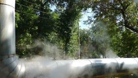 r samara Θέμα ατμοσφαιρικής ρύπανσης και κλιματικής αλλαγής Φτωχό περιβάλλον στην πόλη Περιβαλλοντική καταστροφή Επιβλαβής απόθεμα βίντεο