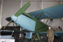 R-5 - spaningsplan (1928) max hastighet km/h-250 Arkivfoto