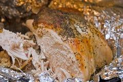 Rôti frais Turquie Image stock