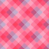 r Toalha de mesa cor-de-rosa Fundo do vetor ilustração do vetor