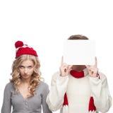 R u préparent 4 ventes de Noël ! ? Photo stock