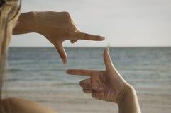 R?ves de vacances Photographie stock libre de droits