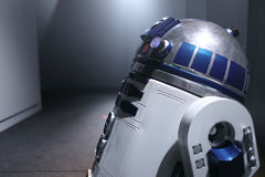 R2D2 stock photos