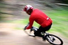 Raça da bicicleta Foto de Stock Royalty Free
