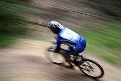 Raça da bicicleta Fotos de Stock