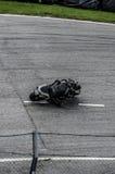 Raça da motocicleta Fotografia de Stock Royalty Free