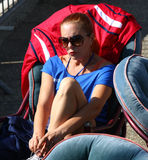 Raça das mulheres Fotografia de Stock Royalty Free