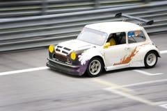 Raça de carro clássica fotografia de stock royalty free