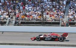 Raça de carro de Indy 500 Fotografia de Stock