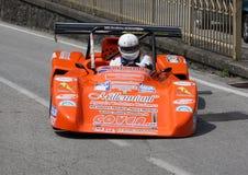 Raça de carro dos esportes do protótipo Imagem de Stock Royalty Free