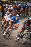 Raça de ciclismo grande de Gastown Prix 2013 Imagens de Stock