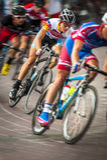 Raça de ciclismo grande de Gastown Prix 2013 Imagem de Stock Royalty Free
