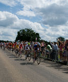 Raça de estrada da ciclagem dos Olympics Fotos de Stock