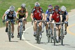 A raça de estrada do circuito de Morgul-Bismarck Foto de Stock Royalty Free