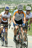A raça de estrada do circuito de Morgul-Bismarck Fotografia de Stock Royalty Free